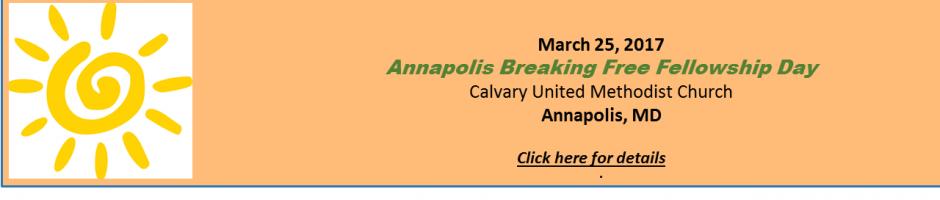 Annapolis Fellowship Day 3 25 17