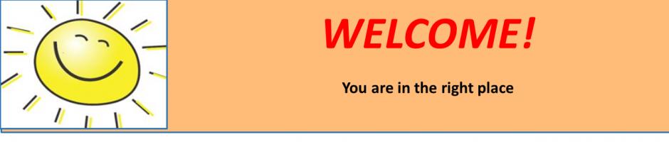 DA welcome banner